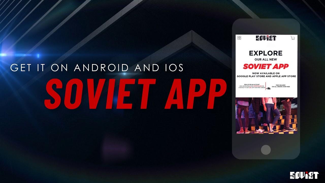 Soviet Online Store