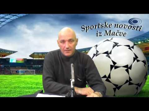Sportske novosti iz Mačve-Radio Nešvil 03.10.2016