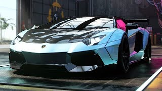 WIDEBODY LAMBORGHINI AVENTADOR - Need for Speed: Heat Part 18