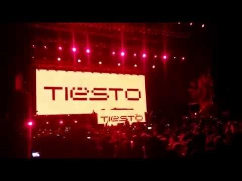 Tiësto - Red Lights Live @ Electric Planet 2014