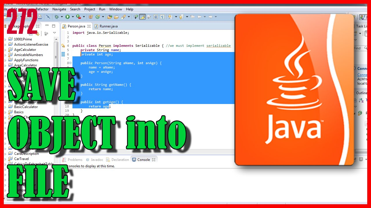 How to make your own Game in Java - The Basics - Part 1 - YouTube