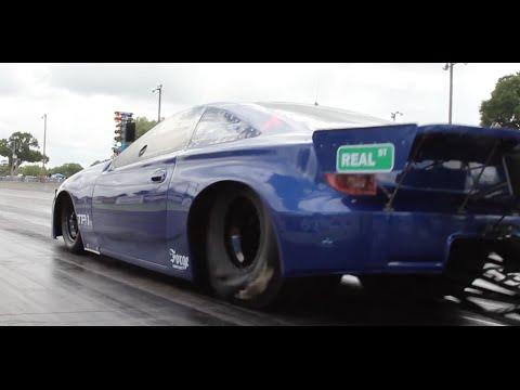 INSANE 1800HP 2JZ Celica Blue Destiny - Real Street Performance
