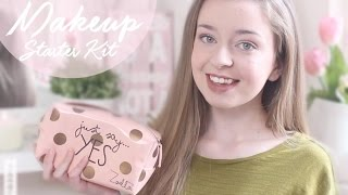 Video Makeup Starter Kit! High End & Drugstore Dupes | Floral Princess download MP3, 3GP, MP4, WEBM, AVI, FLV Januari 2018