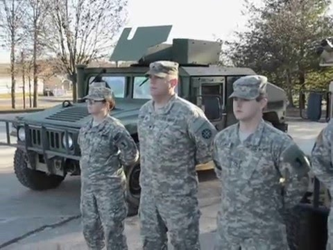 National Guard Bureau Chief Visits Missouri Airmen and Soldiers