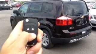 2014 Chevrolet Orlando 1lt Overview | 140229