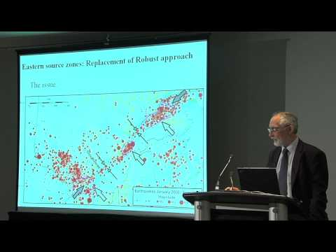 Dr. John Adams Geological Survey of Canada - Seismic Hazard