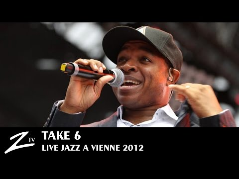 Take 6 - Tribute - LIVE HD