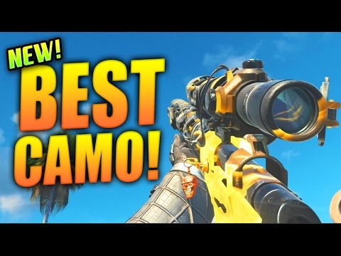 "Infinite Warfare ""SOLAR CAMO"" (NEW BEST)! - ALL CAMOS GAMEPLAY!"