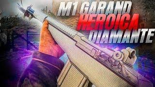 ESPECTACULAR | M1 GARAND HEROICA DE DIAMANTE | CALL OF DUTY: WW2