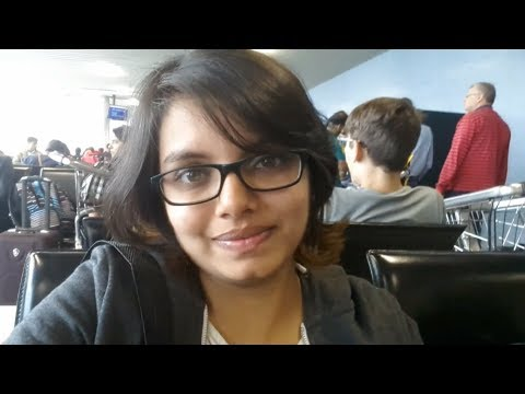 Leaving Mumbai and Arriving in Toronto, Canada | Day 1 in Toronto | Feeling sick | Vlog