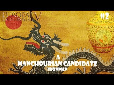 [FR] Europa Universalis IV - Mare Nostrum - Manchurian Candidate 2