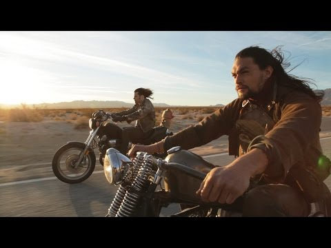 Road to Paloma (exclusive riding clip!)