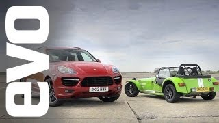 Caterham Supersport R 2013 Videos