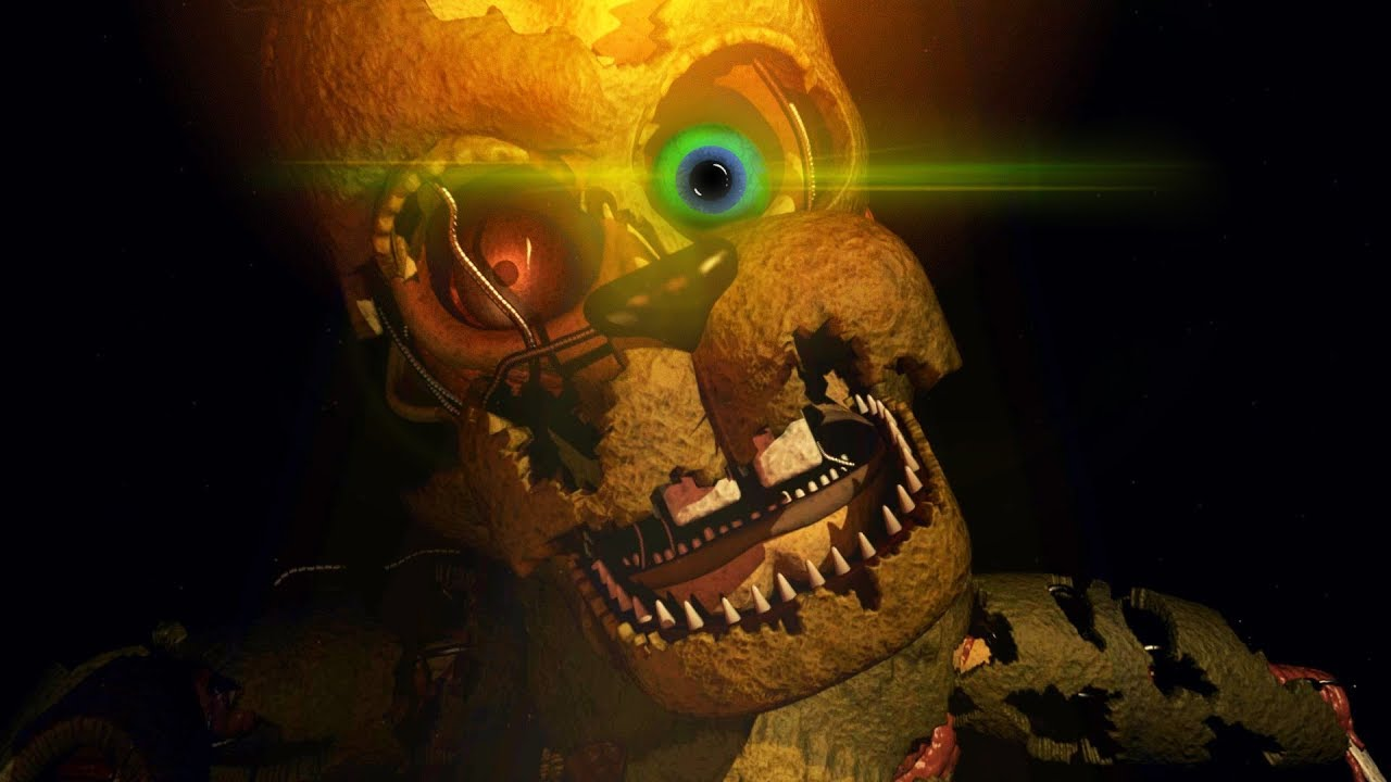 Freddy fazbear simulator