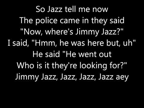 Jimmy Jazz - The Clash