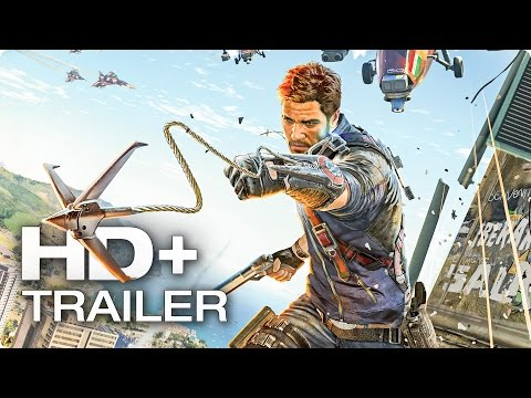JUST CAUSE 3 Trailer German Deutsch (HD+) 2015