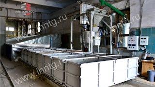 Профессиональное оборудование для газобетона inntg.ru(Видео ролик демонстрирует работу оборудования для производства газобетона по конвейерной технологии...., 2013-04-25T01:56:52.000Z)