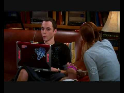 The Big Bang Theory - Sheldon never again!!!