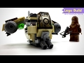 Lego Build - Star Wars Microfighters Series 3 Wookie Gunship (75129) - Big Marvs Toys