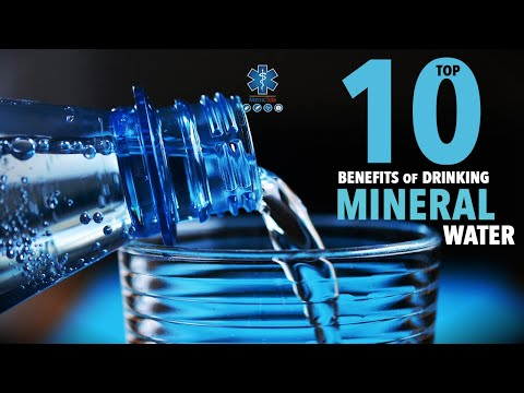MINERAL WATER YOU MUST DRINK! TOP 10 BENEFITS!!!