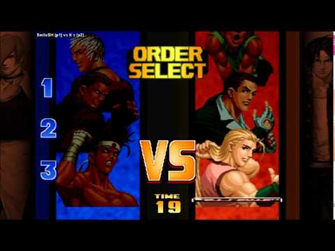 [KOF98 FC] SmileSH (South Korea) vs it`s (South Korea)