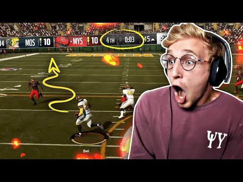 YOU WILL NOT BELIEVE THIS ENDING! MADDEN 19 PACK N PLAY!