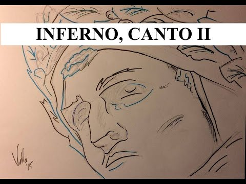 The Divine Comedy in 2 minutes - Inferno, Canto II