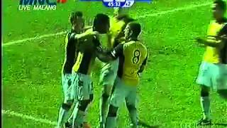 All Goal Arema Vs Central Coast Mariners CCM (2-1) Final Menpora Cup 29 Sepetmebr 2013 FULL