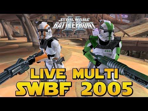 MULTI BATTLEFRONT 2 (2005) - LIVE BFFR (Mon serveur!)