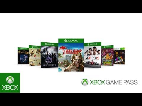 Xbox Game Pass - July 2017 Update
