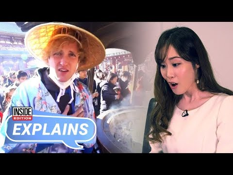 Japanese-American Vlogger Responds to Logan Paul: 'You Shoul