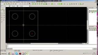 LibreCAD + SheetCAM + Mach3 (NT-Plasma 3015). Урок 1.