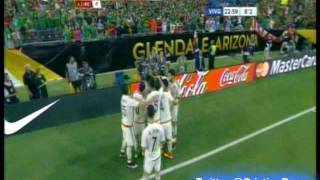 Mexico 3 Uruguay 1 (Relato Maximo Goñi)  Copa America Centenario 2016