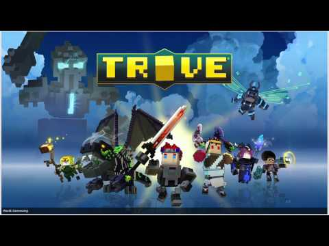 Let's Play: TROVE BETA |F2P| [PS4] (no commentary) [2017]