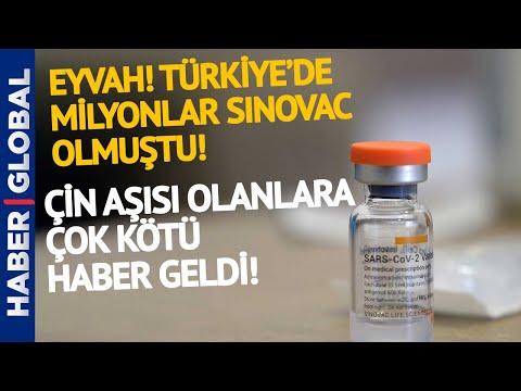 Çin Aşısı Sinovac Olan Milyonlarca Kişiye Kötü Haber! Tehlike Kapıda!