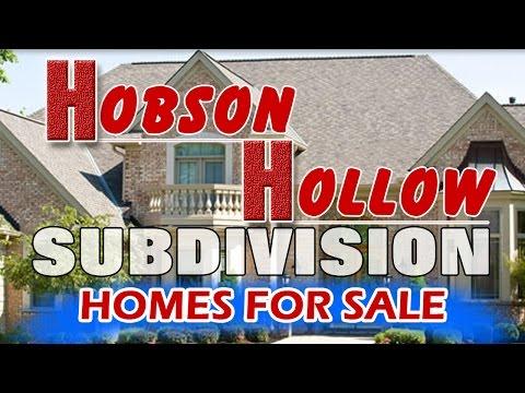 Hobson Hollow Home For Sale Near Meadow Glens Elementary School