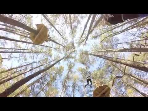 RALEIGH: Chrisy B's GoPro adventure in the trees