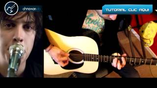 Reptilia THE STROKES Cover Guitar Acoustic Cover Guitarra Demo