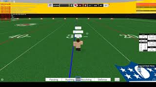 ROBLOX NFL REF TRAINING | Moving The Chains