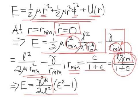 Sec. 8.7 - Unbounded Keplerian Orbits