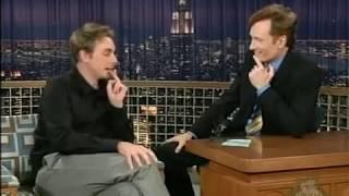 Conan O'Brien 'Dax Shepard 8/11/04