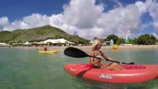 Experience St Kitts Nevis with Beach Addiction Watersports: Flyboard, Kiteboard, Paraglide & more!