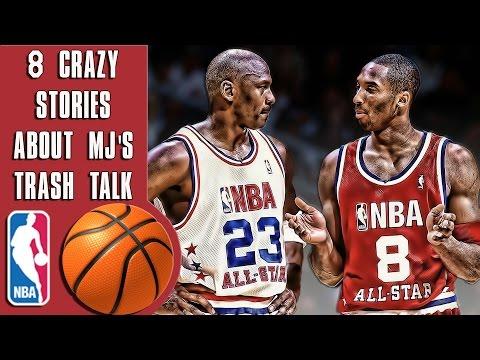8 Crazy stories about Michael Jordan's trash talk that proves he's a savage