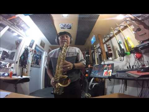 You Decorated My Life Alto Saxophone cover