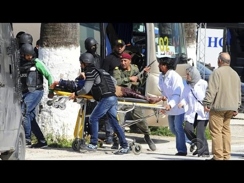 Gunmen storm museum in Tunisia, killing 19