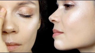 Tutorial de Strobing (técnica de maquillaje) | How to do strobing makeup
