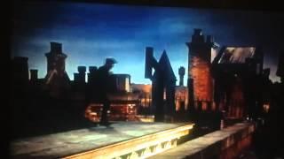 Mary Poppins Schritt und Tritt