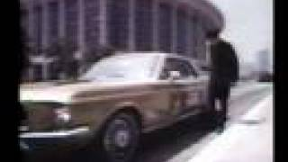 1968 Ford Mustang Commercial