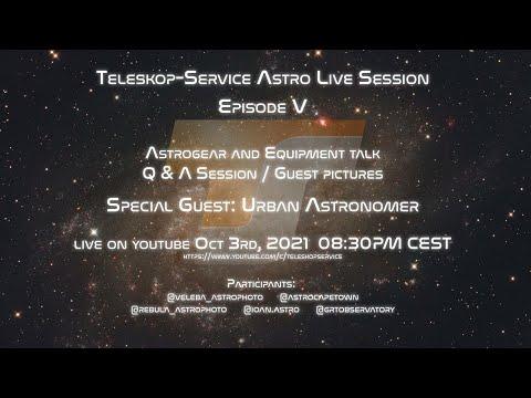 5th Teleskop-Service Astro