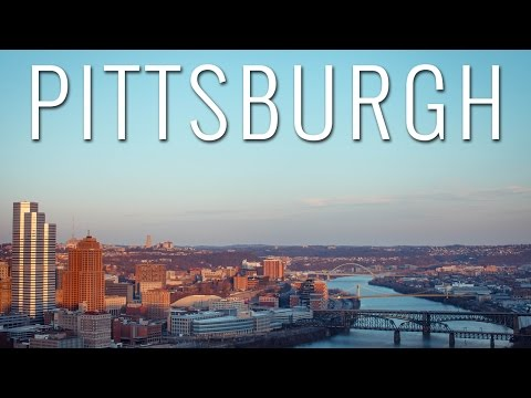 PITTSBURGH TRAVEL - THE CREATIVE SIDE OF STEEL CITY | TRAVEL VLOG